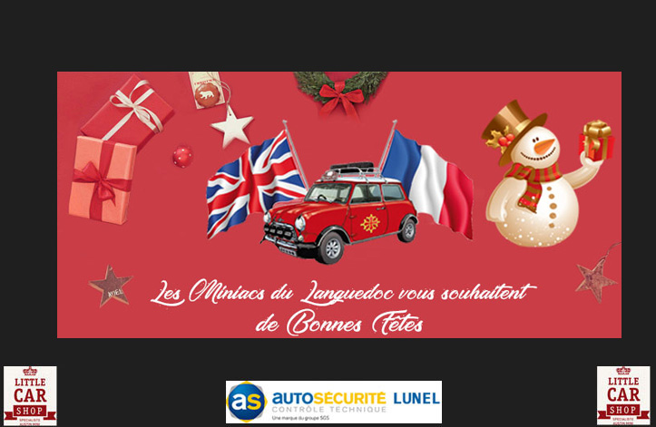LES MINIACS DU LANGUEDOC - MINI SUD DE FRANCE