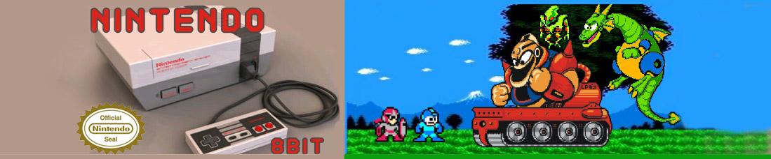Comunidade Nintendo 8bit - NES