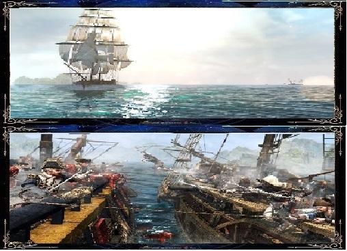 Mers et Océans & Abordage
