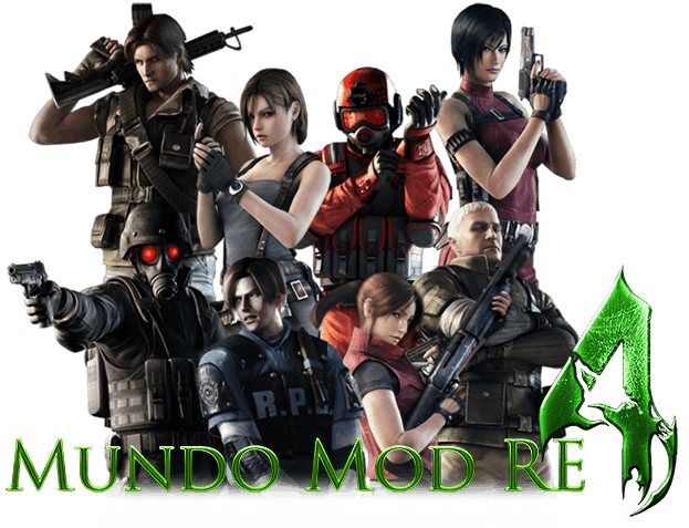 Mundo Mod RE4