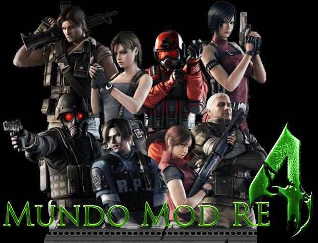 Mundo Mod RE4