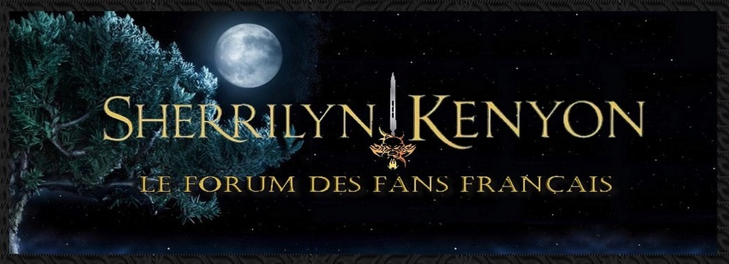 Sherrilyn Kenyon : le forum francophone