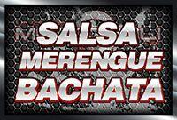 SALSA,MEREGUE Y BACHATA: