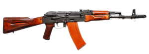 AKM Soviet Assault Rifle