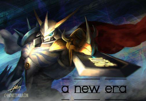 Forum Rp Digimon, une Nouvelle Ere