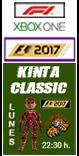 KINTA CLASSIC/ F1