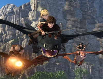 how to train your dragon live dragons