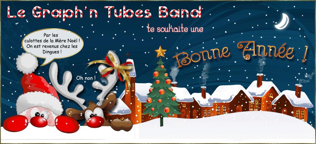 Le Graph'n Tubes Band