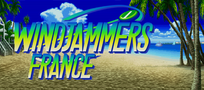 Windjammers France