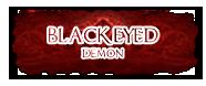 Black Eyed Demon