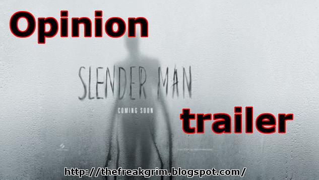 SLENDER MAN (2018) OPINION DEL TRAILER, slenderman, slender, man, slender man, slender man movie, movie, pelicula, pelciulas de terror, horror movies, halloween, creepypasta