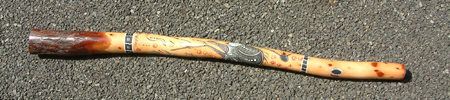 image Invention du didgeridoo