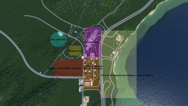 Plan d'aménagement d'Hawaiki