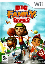 [Wii] Big Family Games