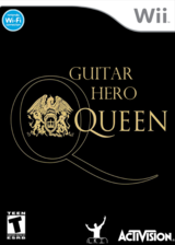 [Wii] Guitar Hero III Custom: Queen