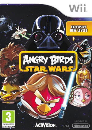 [Wii] Angry Birds: Star Wars (Multi 5)