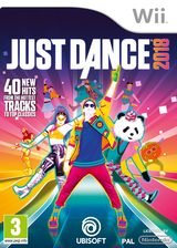 [Wii] Just Dance 2018 (Multi5)