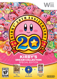 [Wii] Kirby's Dream Collection: Special Edition