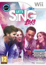 [Wii] Let's Sing 2018 (Multi 5)