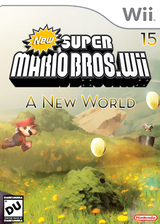 [Wii] New Super Mario Bros Wii 15 - A New World