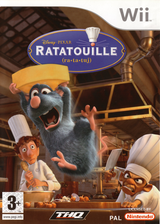 [Wii] Ratatouille (IT)
