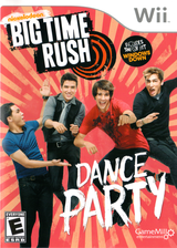 [Wii] Big Time Rush: Dance Party