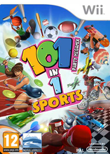[Wii] 101-in-1 Sports Party Megamix (Multi 6)