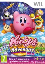 [WII] Kirby's Adventure Wii