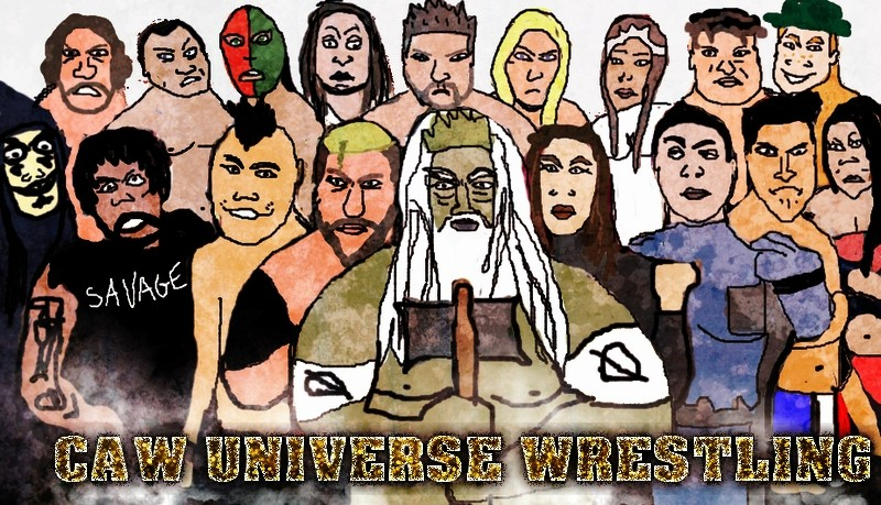 CAW Universe Wrestling