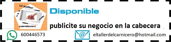 EL TALLER DEL CARNICERO