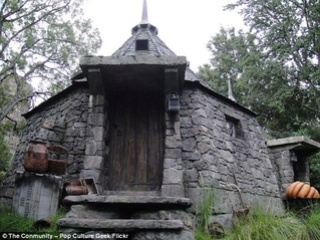La Cabane Hantée