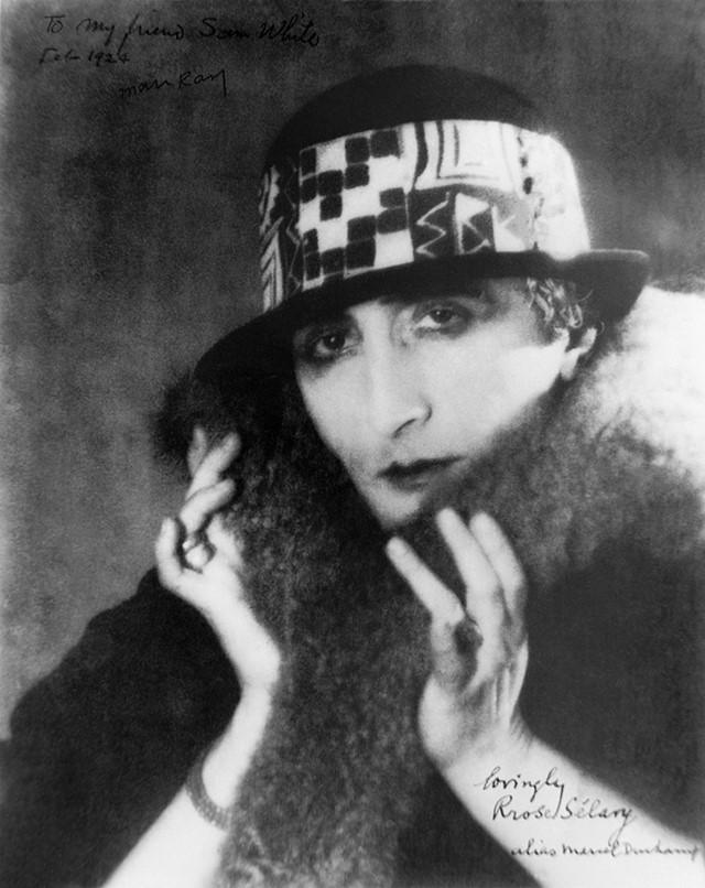 Rrose Sélavy (Marcel Duchamp)