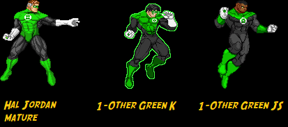 Green Lantern Corps - Downloads - The MUGEN ARCHIVE
