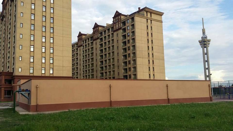 Societe immobiliere du congo sic a créé un complex cité moderne contenu 132 appartement pour la location résidentielle