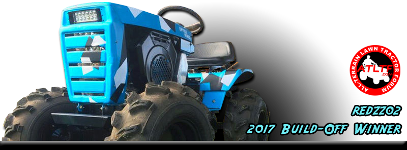 All-Terrain Lawn Tractor Forum