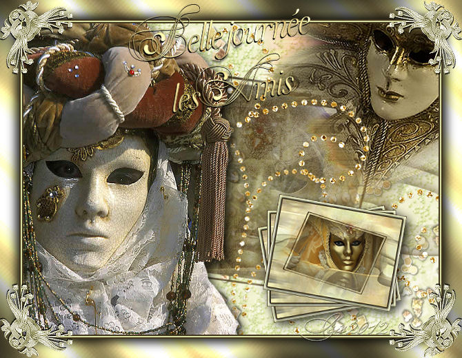 **Carnaval de Venise** dans Carnaval carnav15
