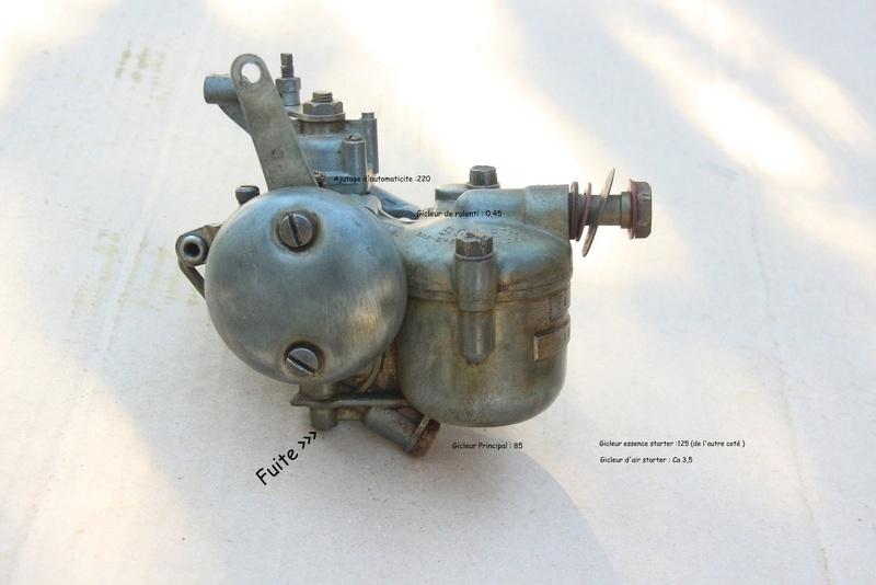 carburateur solex 35 ahd