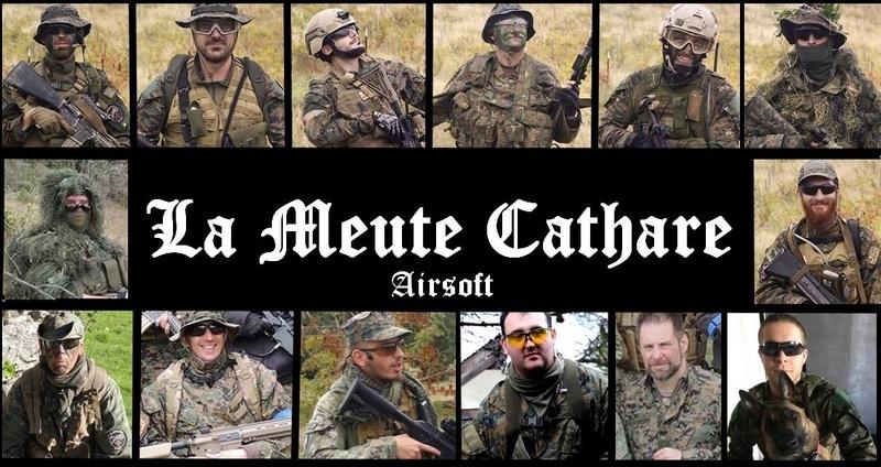 La Meute Cathare Airsoft