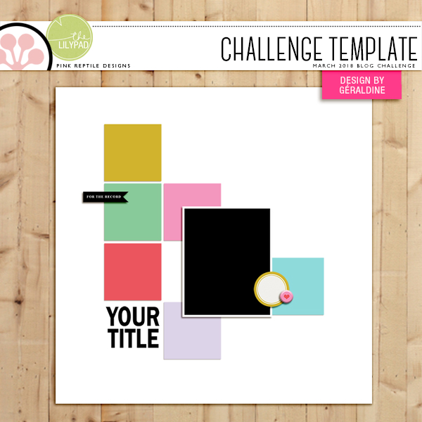 Pink Reptile Designs Blog Challenge