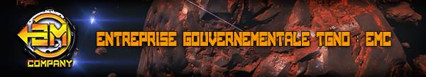 Entreprise gouvernementale TGNO ( En cour de construction )