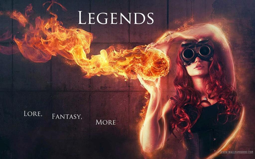 Legends, Lore, Fantasy, & More