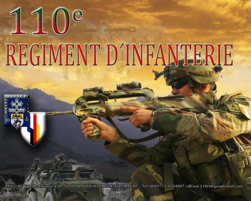 110ème REGIMENT D'INFANTERIE