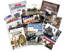 Livres et documentations actuelle sur la campagne de France