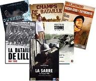 films et documentaires sur la campagne de France