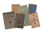 manuels  et livres de l'armee Française