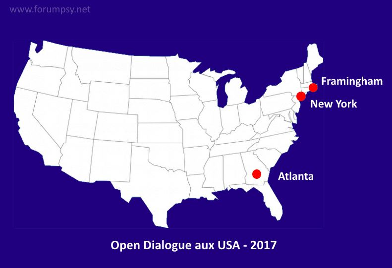 Open Dialogue aux USA