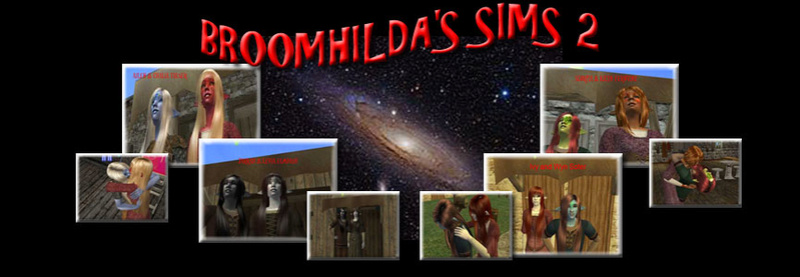 BROOMHILDA'S SIMS2