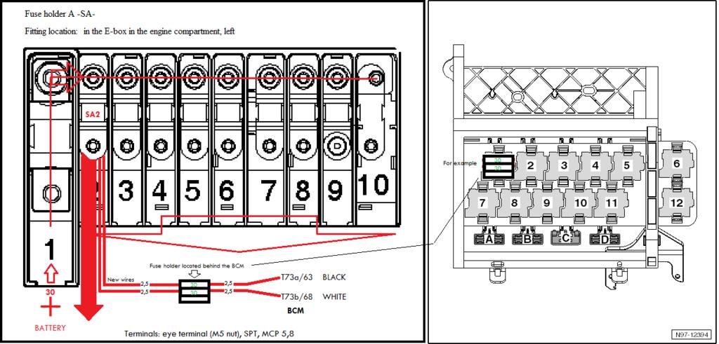 Auto headlight retrofit  VW Transporter  T5 (2010-2015) - Page 4