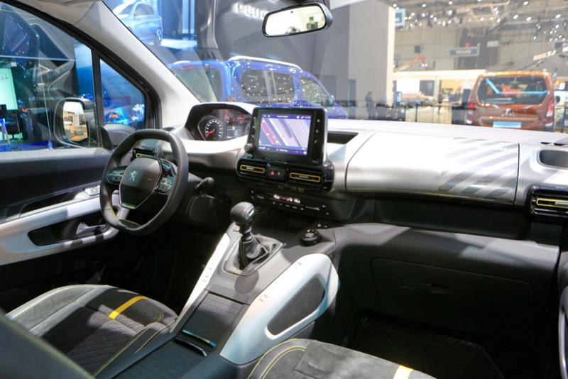 2018 Peugeot Citro 235 N Opel Rifter Berlingo Combo K9