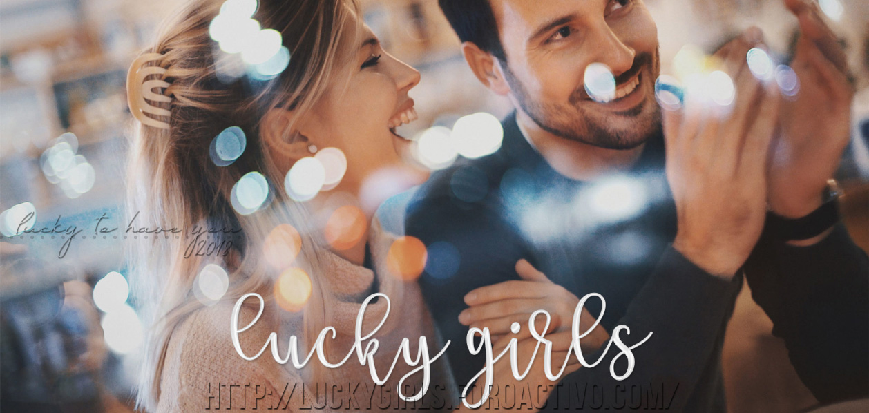 Lucky Girls Books
